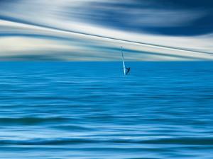 Wind Surfing by Josh Adamski