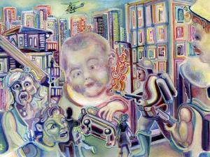 Baby Attack City by Josh Byer