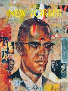 The New Yorker Cover - October 12, 1992 by Josh Gosfield