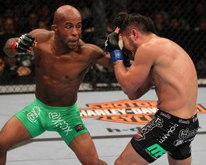 UFC on FX: Jun 8, 2013 - Demetrious Johnson vs Ian McCall by Josh Hedges