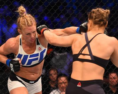 UFC 193: Rousey v Holm