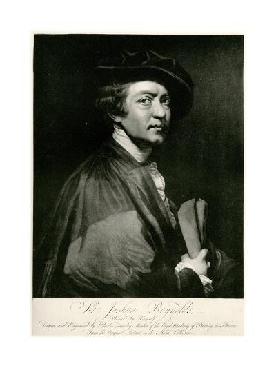 Joshua Reynolds, 1884-90--Giclee Print