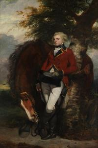 Captain George K.H.Coussmaker, 1782 by Joshua Reynolds