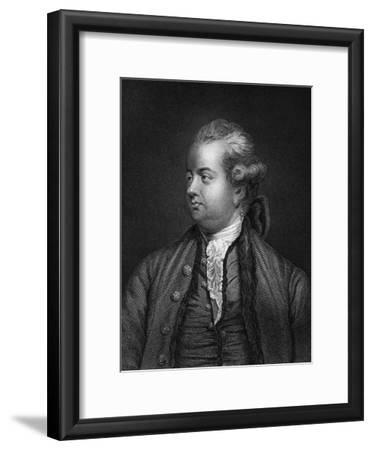 Edward Gibbon, British Historian, 19th Century