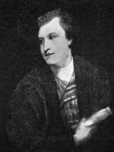 James MacPherson by Joshua Reynolds