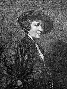 Joshua Reynolds by Joshua Reynolds