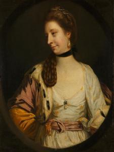 Lady Sondes, 1764 by Joshua Reynolds