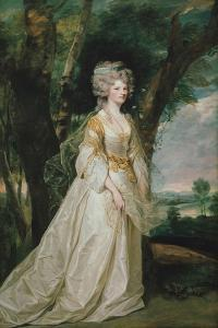 Lady Sunderland, 1786 by Joshua Reynolds