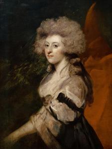 Maria Anne Fitzherbert, C.1788 by Joshua Reynolds