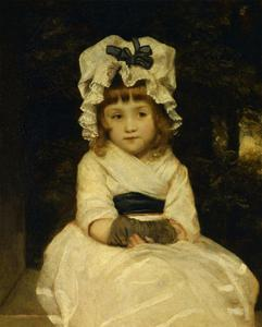 Portrait of Penelope Boothby by Joshua Reynolds