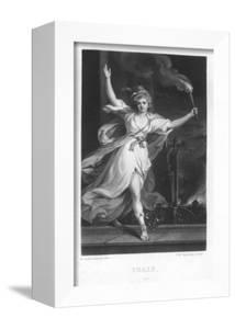 Thais, C1740-1790 by Joshua Reynolds