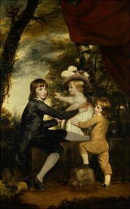 The Lamb Children by Joshua Reynolds
