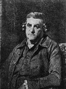 Thomas Warton by Joshua Reynolds