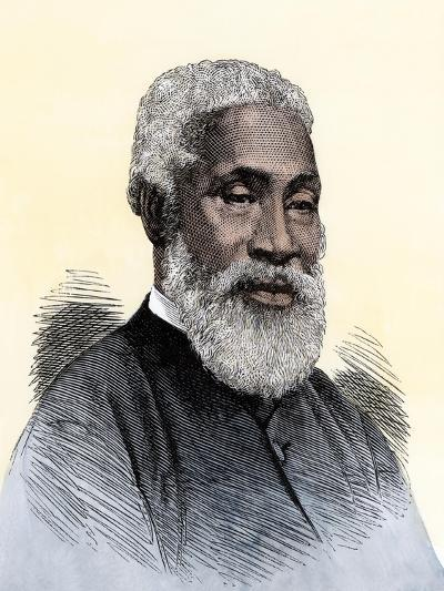 "Josiah Henson, the Black Slave Alleged to Have Been Harriet Beecher Stowe's Model for ""Uncle Tom""--Giclee Print"