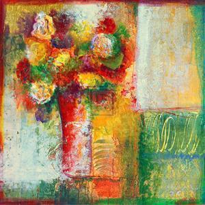 Blooms I by Josiane York