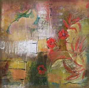 Floral Species I by Josiane York