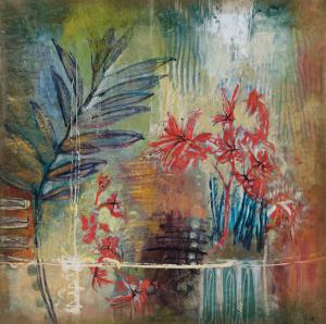 Floral Species II by Josiane York