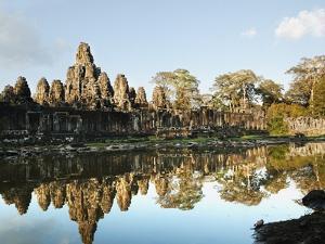Siem Reap, Bayon Temple, Angkor Wat, Angkor, Cambodia by JoSon