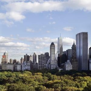 Skyline of New York City by JoSon