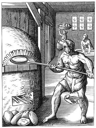 Baker, 16th Century