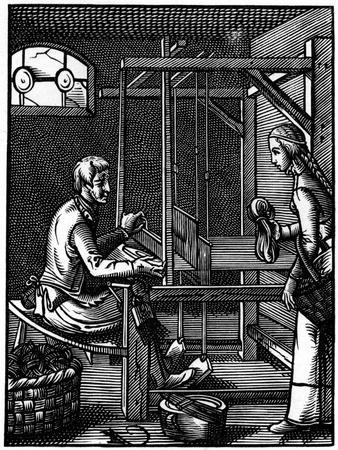 Weaver, 16th Century