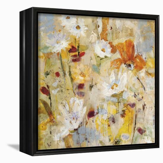 Jostle I-Jill Martin-Framed Canvas Print