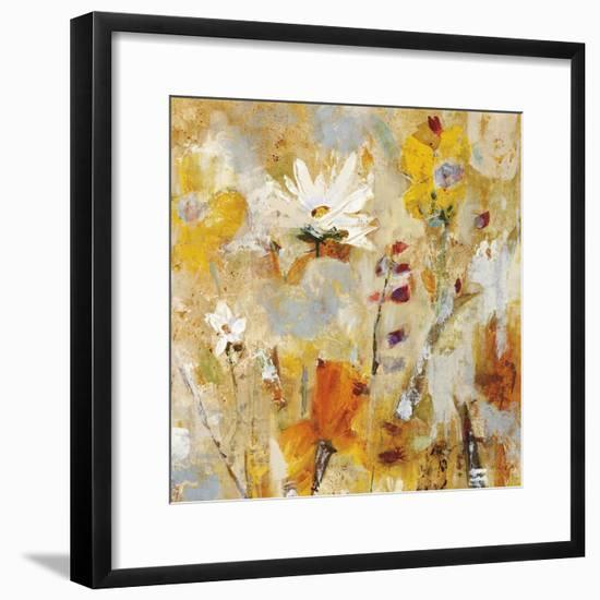 Jostle II-Jill Martin-Framed Art Print