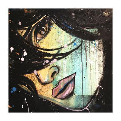Journee d'Hiver-Vicky Filiault-Art Print