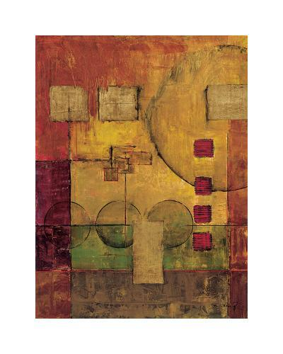 Journey I-Mike Klung-Giclee Print