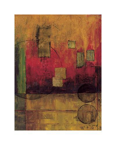 Journey II-Mike Klung-Giclee Print