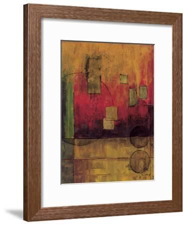Journey II-Mike Klung-Framed Giclee Print