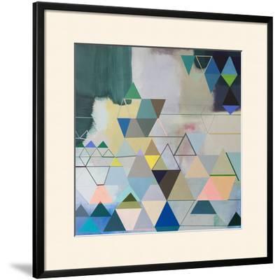 Journey Time-Naomi Taitz Duffy-Framed Art Print