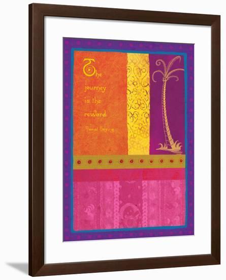 Journey--Framed Premium Giclee Print