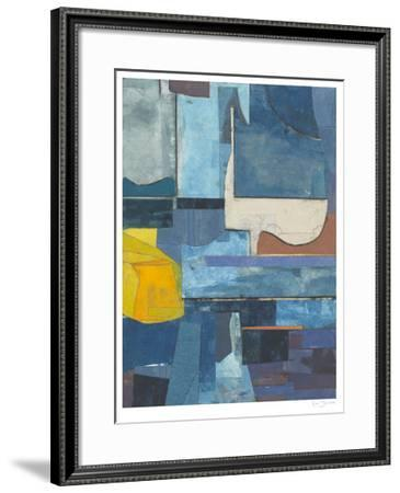 Journeyman's Papers II-Rob Delamater-Framed Limited Edition