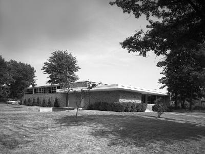 Jowitt and Rogers Factory, Philadelphia, Pennsylvania, Usa, 1963-Michael Walters-Photographic Print