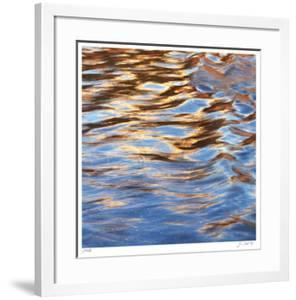 Liquid Gold Square 1 by Joy Doherty