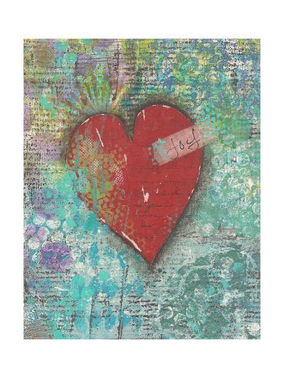 Joy Heart-Cassandra Cushman-Art Print