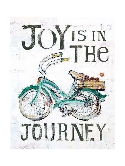 Joy is in the Journey-Kellie Day-Premium Giclee Print