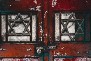 Locked Doors, 2016 by Joy Lions