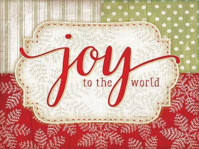 Joy to the World-Jennifer Pugh-Art Print