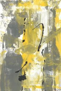 Grey Movement II by Joyce Combs