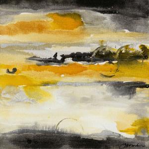 Paradise Island I by Joyce Combs