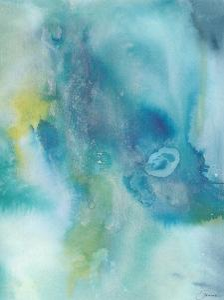 Sea Jade I by Joyce Combs