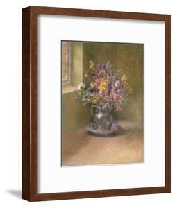 Everlasting Flowers by Joyce Haddon