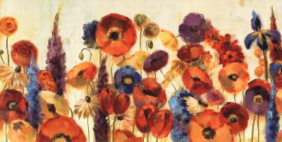 Joyful Garden-Silvia Vassileva-Art Print