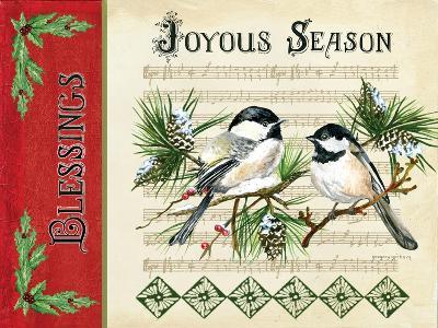 Joyous Season-Gregory Gorham-Art Print