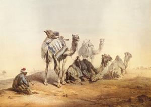 Middle East Views II by Jozsef Heicke