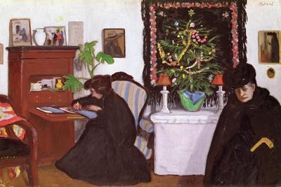 Christmas, 1903 (Panel)