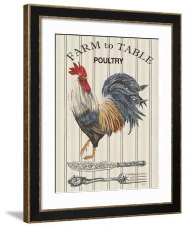 JP2109_Farm to Table-A-Jean Plout-Framed Giclee Print