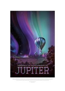 Experience The Mighty Auroras by JPL